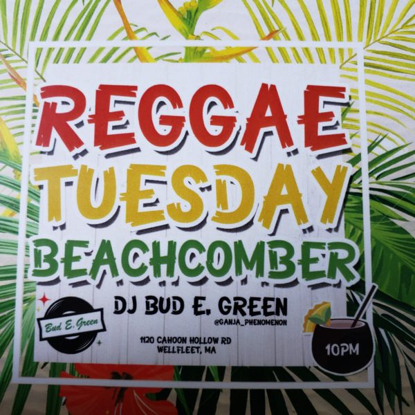 Reggae at the Beachcomber